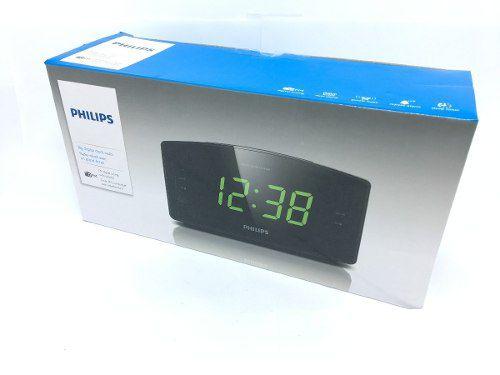 Rádio Relógio Digital Philips Aj3400/37