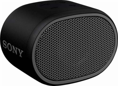 Speaker Sony Srs-xb01/bc Com Bluetooth/auxiliar Preta