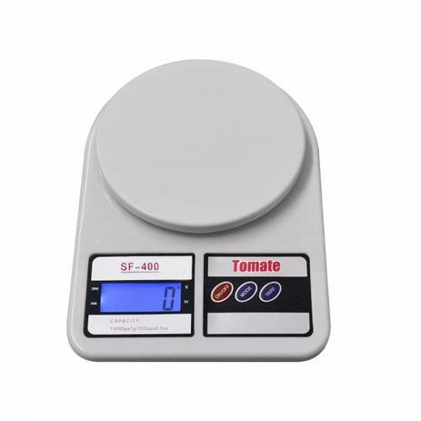 Balança Digital de Cozinha Tomate 10 Kg SF 400