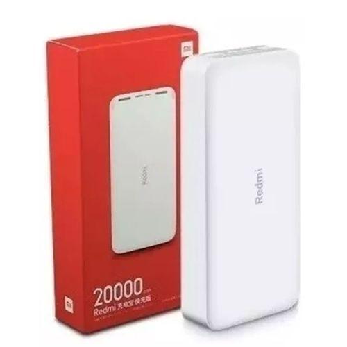 Carregador Portátil Xiaomi PB200LZM 20.000 mAh 2 USB