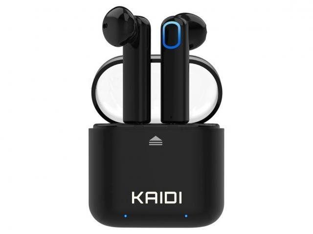 Fone Bluetooth Kaidi EarBuds Kd-928 Preto