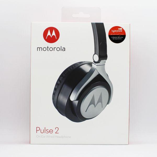 Fone de Ouvido Motorola Pulse 2 - Cabo Destacável com Microfone