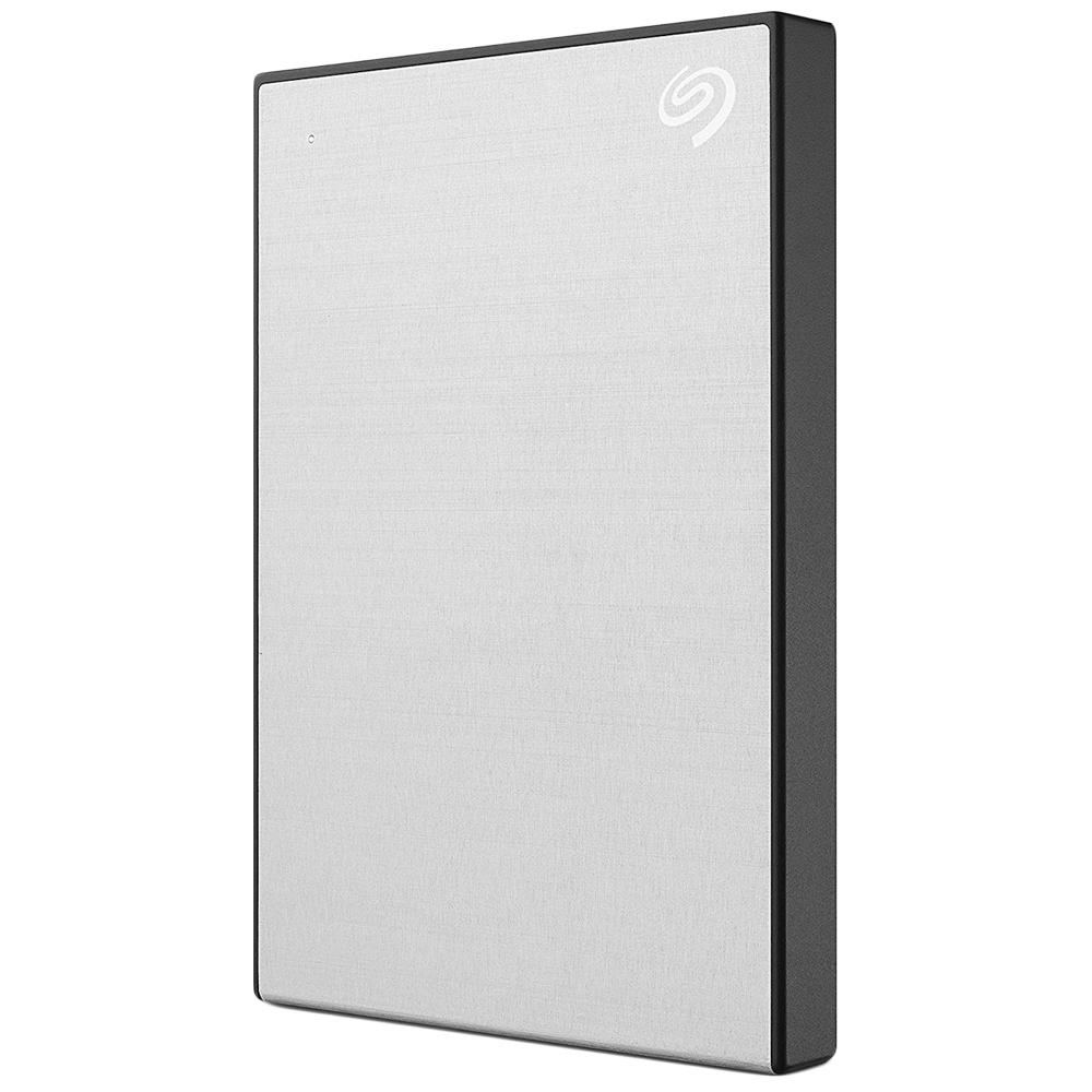 HD Externo Seagate Portátil Backup Plus Slim 2TB USB 3.0 Prata
