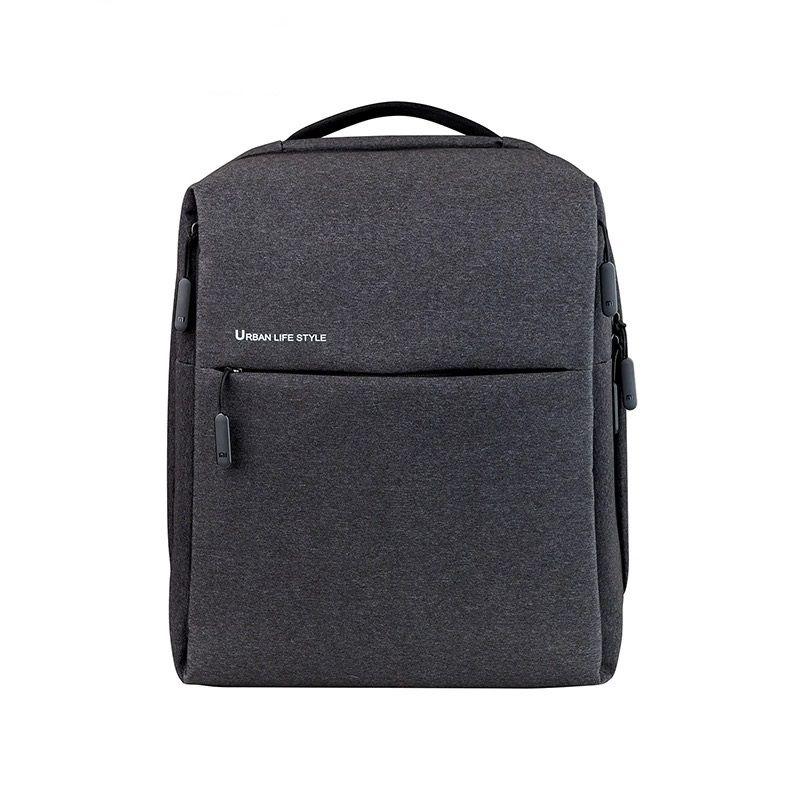 Mochila Xiaomi Ombros Para Notebook 14 Polegadas Cinza