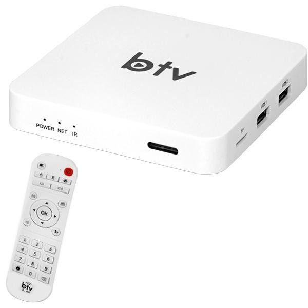 Receptor IPTV BTV B9 FTA FULL HD 1080P WIFI ANDROID