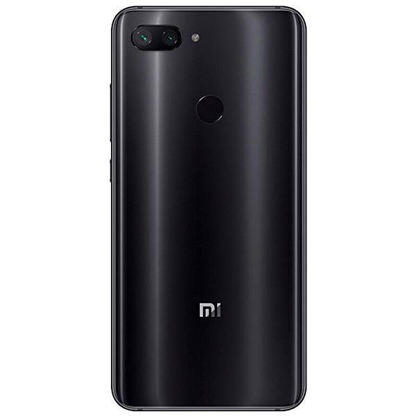 """Smartphone Xiaomi Mi 8 Lite 64GB de 6.26"""" 12+5MP/24MP Preto"""