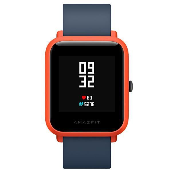 Smartwatch Xiaomi Amazfit Bip A1608 Bluetooth/GPS - Cinabar Red