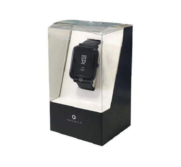 Smartwatch Xiaomi Amazfit Bip Lite A1915 Bluetooth Preto