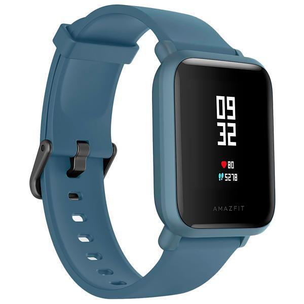 Smartwatch Xiaomi Amazfit Bip Lite A1915 com Bluetooth - Azul