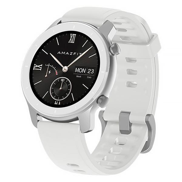 Smartwatch Xiaomi Amazfit GTR A1910 42 mm  GPS - Branco