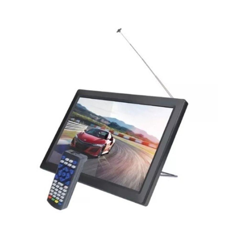 Tv Portatil Knup 9