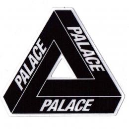 Adesivo Palace Logo Preto