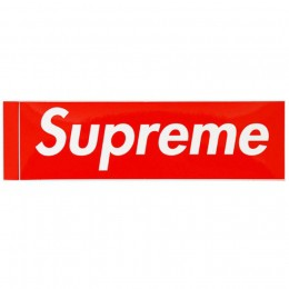 Adesivo Supreme Box Logo