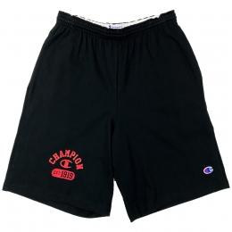 Bermuda Champion Graphic Jersey Short Black