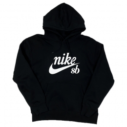 Blusão Nike SB Craft Hoodie Black