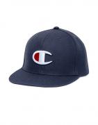 Boné Champion Snapback Big C Logo Baseball Hat Marinho