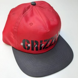 Boné Grizzly Snapback Highs and Lows Red