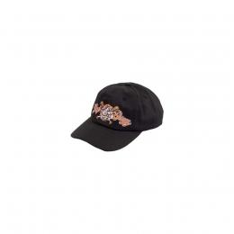 Boné High Polo Hat Badball Black