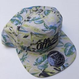Boné Official Snapback Tropical