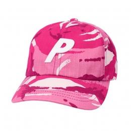 Boné Palace Ripstop 6-Panel Pink Camo