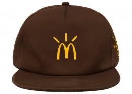 Boné Travis Scott x McDonald's Cactus Arches Hat