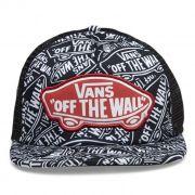 Boné Vans Beach Girl Trucker Hat