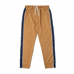 Calça Class Track Pants Bege Azul Marinho