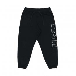 Calça High Sweatpants Outline Logo Black