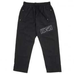 Calça High Track Pants Diagonal Black