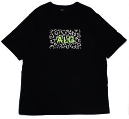 Camiseta ALG Oversized Onça