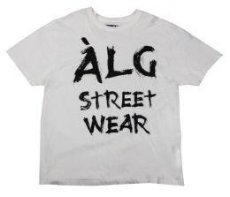 Camiseta ALG x Hering Street Wear