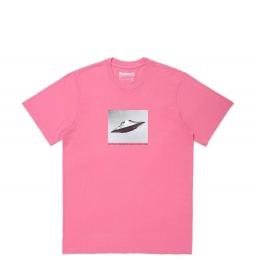 Camiseta Bolovo Passagem So De Ida Rosa