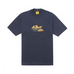 Camiseta Class Pain Bresilien Navy