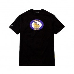 Camiseta WALLS Friends Preto