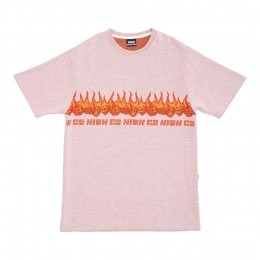 Camiseta High Jacquard Tee Dices White