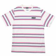 Camiseta HIGH Kidz White/Pink