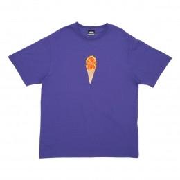 Camiseta High Tee Fire Cream Purple