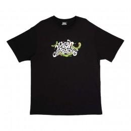 Camiseta High Tee Groove Black