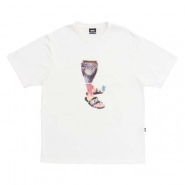 Camiseta High Tee Mitologi White