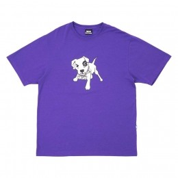 Camiseta High Tee Mutt Purple