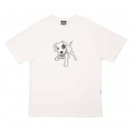 Camiseta High Tee Mutt White