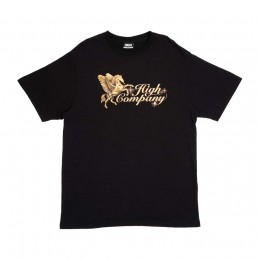 Camiseta High Tee Pegasus Black