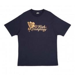 Camiseta High Tee Pegasus Navy
