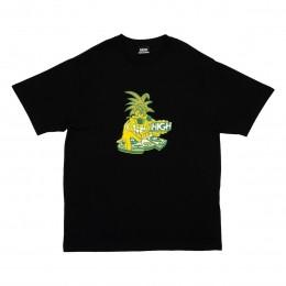 Camiseta High Tee Piña Black
