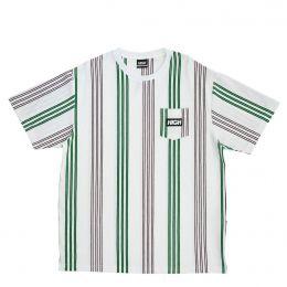 Camiseta High Tee Pocket Vertical Kidz White