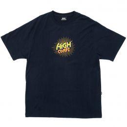 Camiseta High Tee Spritez Navy