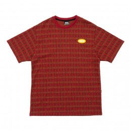 Camiseta High Tee Tapestry Burgundy Brown 20D2P2