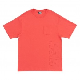 Camiseta High Work Tee Outline Logo Salmon