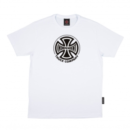 Camiseta Independent Truck Co. 2 Colors White