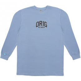 Camiseta Manga Longa Orig Sport Club Sky Blue
